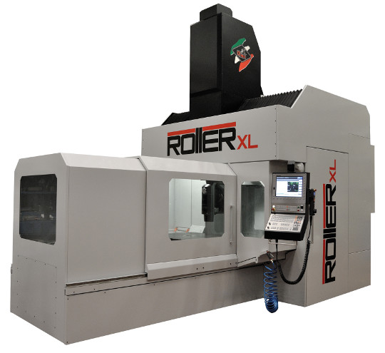 High Speed Working Center ROLLER - FAMU Machine Tools